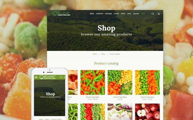 Organic - Agriculture Farm Multipurpose